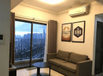 Open space contemporary 2 beds apartment in Masteri Thao Dien 1