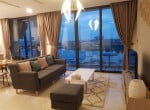 3 BED APARTMENT 121M2 FOR RENT - VINHOMES GOLDEN RIVER (VGR09) khach 3